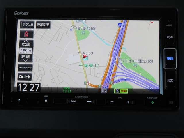 G・EXターボホンダセンシング Bluetooth対応ナビ シートヒーター 両側電動スライドドア 運転支援 ホンダ認定中古車 ETC クルーズコントロール(2枚目)