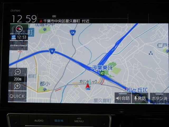 スパーダハイブリッド G・EX ホンダセンシング 大型ナビ 運転支援 両側電動スライドドア ホンダ認定中古車 シートヒーター Bluetooth対応 純正AW(2枚目)