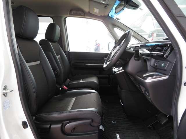 スパーダハイブリッド G・EX ホンダセンシング 大型ナビ 運転支援 両側電動スライドドア ホンダ認定中古車 シートヒーター Bluetooth対応 純正AW(9枚目)