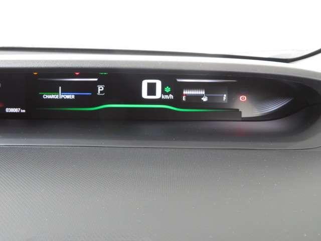 スパーダハイブリッド G・EX ホンダセンシング 大型ナビ 運転支援 両側電動スライドドア ホンダ認定中古車 シートヒーター Bluetooth対応 純正AW(13枚目)