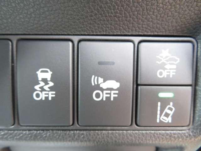 スパーダハイブリッド G・EX ホンダセンシング 大型ナビ 運転支援 両側電動スライドドア ホンダ認定中古車 シートヒーター Bluetooth対応 純正AW(14枚目)