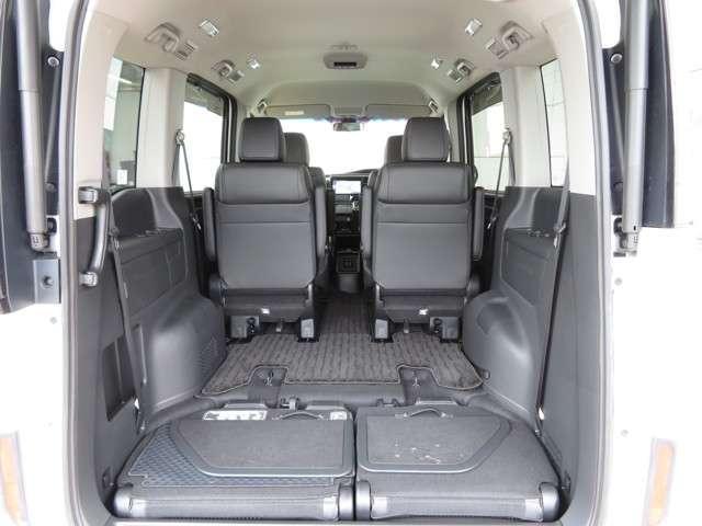 スパーダハイブリッド G・EX ホンダセンシング 大型ナビ 運転支援 両側電動スライドドア ホンダ認定中古車 シートヒーター Bluetooth対応 純正AW(17枚目)