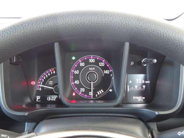 Lホンダセンシング デモカー 大型ナビ 運転支援 ホンダ認定中古車 Bluetooth対応 リアカメラ フルセグTV クルーズコントロール LEDヘッドライト シートヒーター ドライブレコーダー(13枚目)