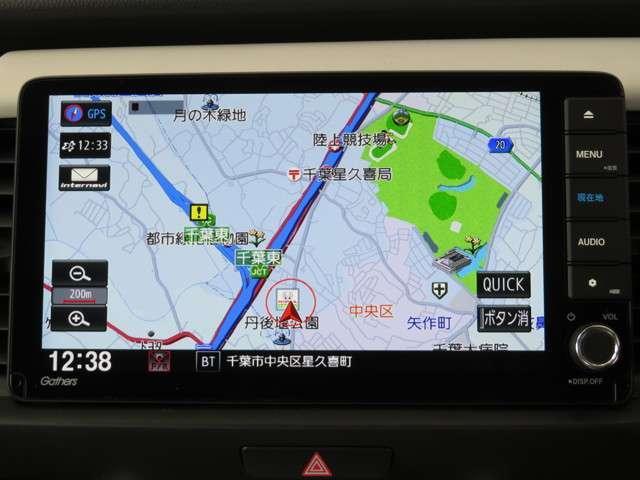 e:HEVホーム デモカー ホンダ認定中古車 Bluetooth対応ナビ リアカメラ フルセグTV 運転支援 障害物センサー クルーズコントロール ETC LEDヘッドライト オートマチックハイビーム(2枚目)