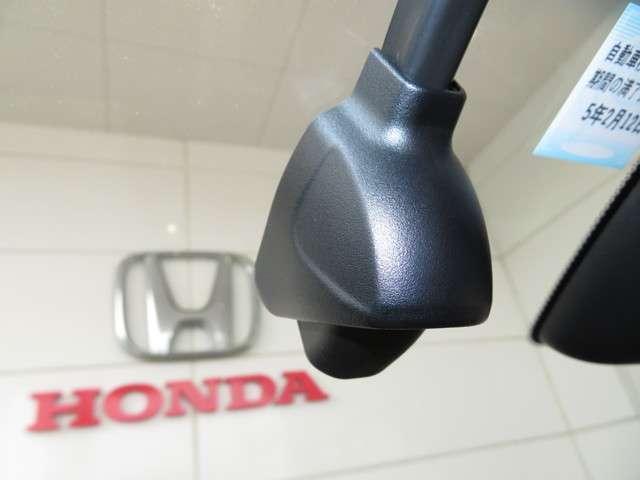 e:HEVホーム デモカー ホンダ認定中古車 Bluetooth対応ナビ リアカメラ フルセグTV 運転支援 障害物センサー クルーズコントロール ETC LEDヘッドライト オートマチックハイビーム(3枚目)