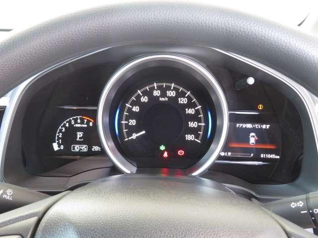 13G・S ホンダセンシング 大型ナビ 運転支援 ホンダ認定中古車 ドラレコ フルセグTV クルーズコントロール Bluetooth対応 LEDヘッドライト(13枚目)