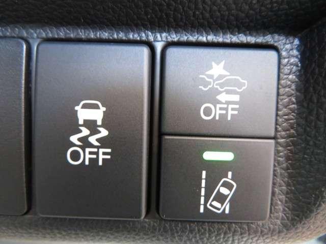 13G・S ホンダセンシング 大型ナビ 運転支援 ホンダ認定中古車 ドラレコ フルセグTV クルーズコントロール Bluetooth対応 LEDヘッドライト(18枚目)