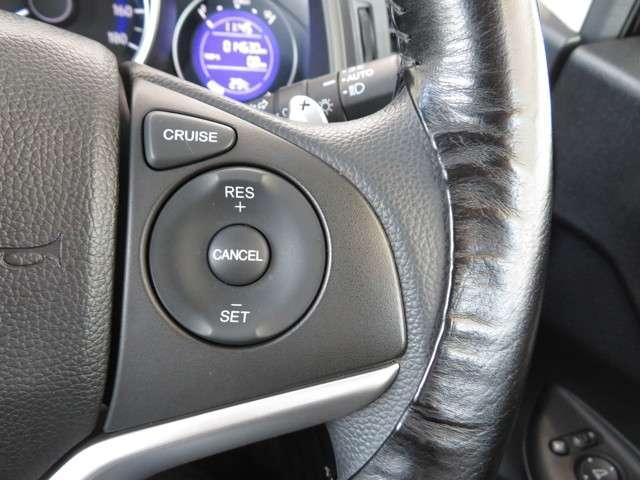 13G・Sパッケージ Bluetooth対応ナビ ドラレコ ホンダ認定中古車 クルーズコントロール LEDヘッドライト 純正AW ETC(18枚目)