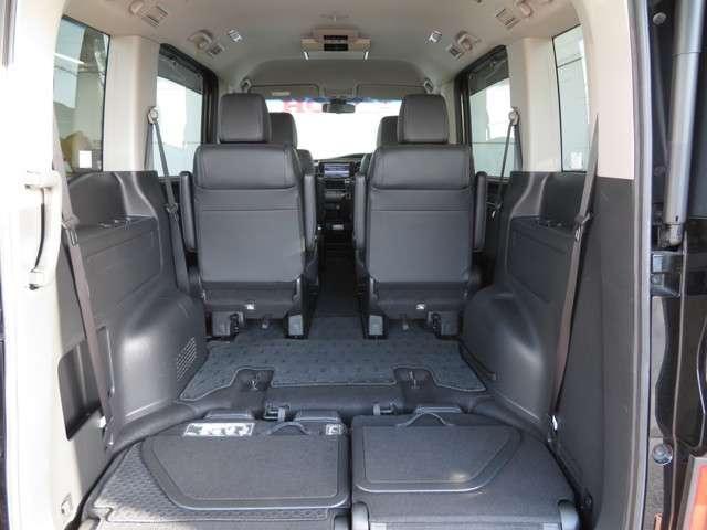 スパーダクールスピリット アドバンスパッケージβ 大型ナビ リア席モニター 運転支援 両側電動スライドドア Bluetooth対応 フルセグTV シートヒーター クルーズコントロール ETC リアカメラ LEDヘッドライト(17枚目)