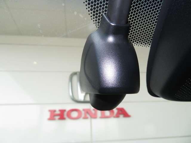 ハイブリッドZ・ホンダセンシング デモカー 大型ナビ 運転支援 前後ドラレコ ホンダ認定中古車 Bluetooth対応 クルーズコントロール ETC シートヒーター 純正AW フルセグTV リアカメラ MTモード(3枚目)