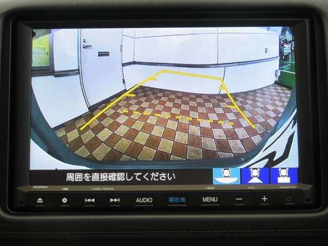 ハイブリッドZ・ホンダセンシング デモカー 大型ナビ 運転支援 前後ドラレコ ホンダ認定中古車 Bluetooth対応 クルーズコントロール ETC シートヒーター 純正AW フルセグTV リアカメラ MTモード(16枚目)