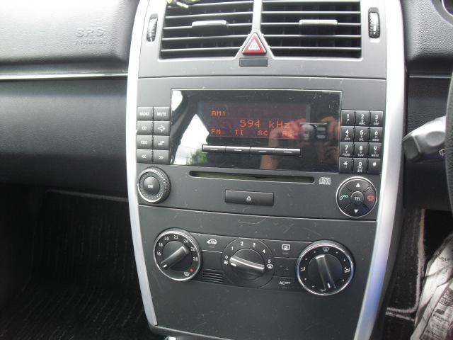 メルセデス・ベンツ M・ベンツ B170 ナビ ETC LEDヘッド CD再生可