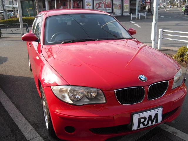 BMW BMW 116i CD再生可 キーレス ABS