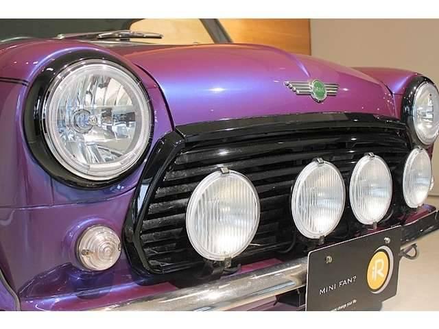 ローバー ローバー MINI クーパー スポーツパックリミテッド  天張り新品 新塗装
