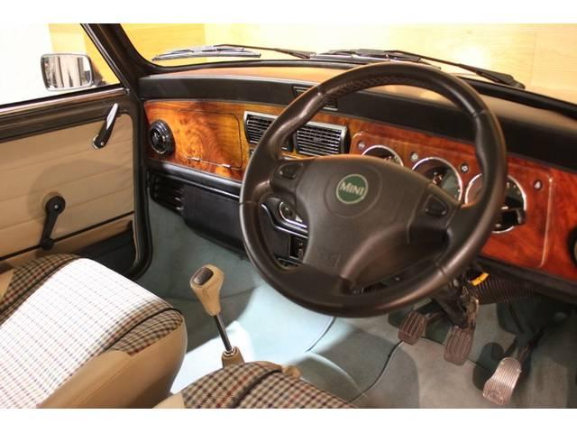 ローバー ローバー MINI メイフェア 新塗装車両