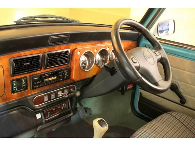ローバー ローバー MINI メイフェア 1オーナー 新塗装