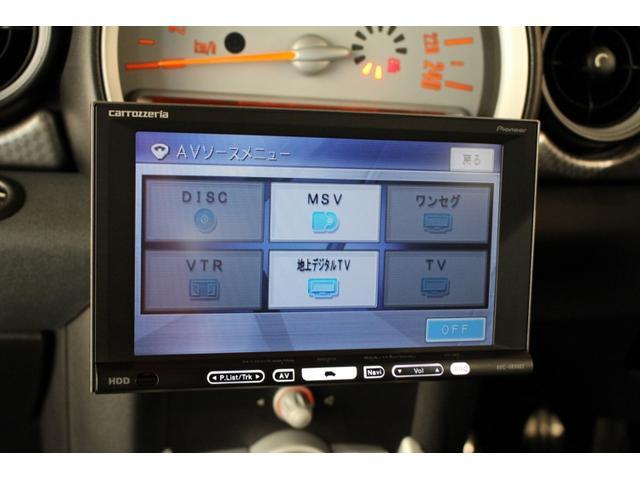 MINI MINI R55S 6MT クーパーSクラブマン 1オーナー ナビ