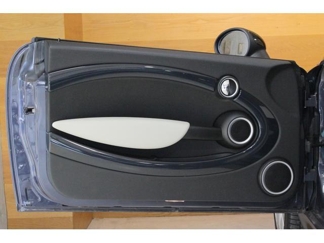 クーパークリスタル レザーシート HDDナビ ETC HID(12枚目)