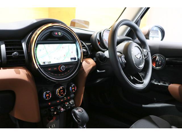 クーパーS 限定車 衝突軽減ブレーキ ACC 純正ナビ バックカメラ PDC 専用17インチAW ヘッドアップディスプレイ コンフォートアクセス ハーフレザーシート LEDヘッドライト ETCミラー(16枚目)