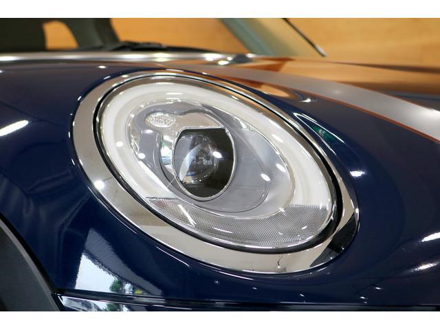 クーパーS 限定車 衝突軽減ブレーキ ACC 純正ナビ バックカメラ PDC 専用17インチAW ヘッドアップディスプレイ コンフォートアクセス ハーフレザーシート LEDヘッドライト ETCミラー(22枚目)