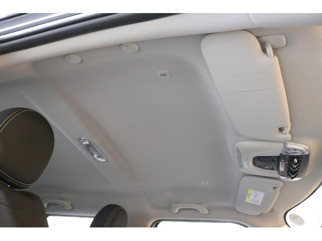クーパーS クラブマン 後期モデル ACC 衝突軽減ブレーキ パーキングアシスト バックカメラ 前後PDC コンフォートアクセス ドライビングモード LEDライト UKテール SOSコール ETCミラー ドラレコ 新車保証(39枚目)