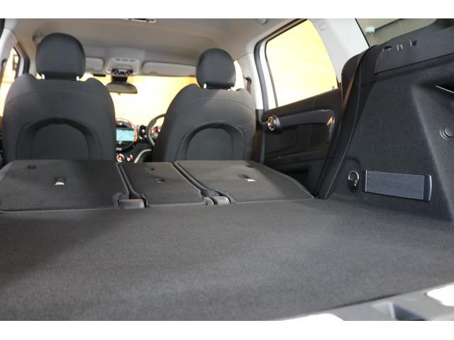 クーパーSD クロスオーバー オール4 4輪駆動 クリーンディーゼル 衝突軽減ブレーキ ACC タッチパネルナビ Bカメラ リアPDC アダプティブLEDヘッドライト オートテールゲート コンフォートアクセス アラームシステム(11枚目)
