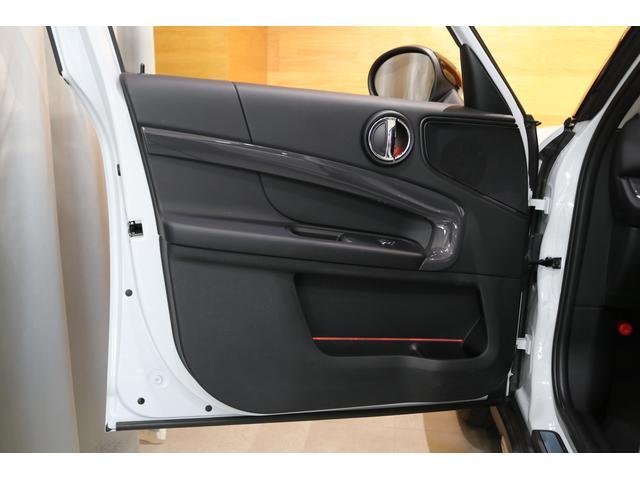 クーパーSD クロスオーバー オール4 4輪駆動 クリーンディーゼル 衝突軽減ブレーキ ACC タッチパネルナビ Bカメラ リアPDC アダプティブLEDヘッドライト オートテールゲート コンフォートアクセス アラームシステム(12枚目)