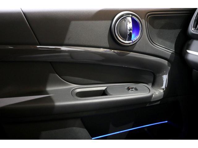 クーパーSD クロスオーバー オール4 4輪駆動 クリーンディーゼル 衝突軽減ブレーキ ACC タッチパネルナビ Bカメラ リアPDC アダプティブLEDヘッドライト オートテールゲート コンフォートアクセス アラームシステム(54枚目)