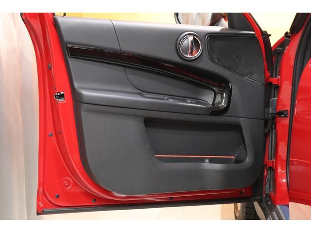 クーパーD クロスオーバー 追従クルコン 衝突軽減ブレーキ スマートキー PDCセンサー バックカメラ 電動開閉トランク ETC内蔵ミラー 純正HDDナビ ミュージックサーバー Bluetooth ディーラー整備記録簿(12枚目)