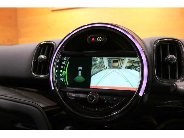 クーパーD クロスオーバー 追従クルコン 衝突軽減ブレーキ スマートキー PDCセンサー バックカメラ 電動開閉トランク ETC内蔵ミラー 純正HDDナビ ミュージックサーバー Bluetooth ディーラー整備記録簿(18枚目)