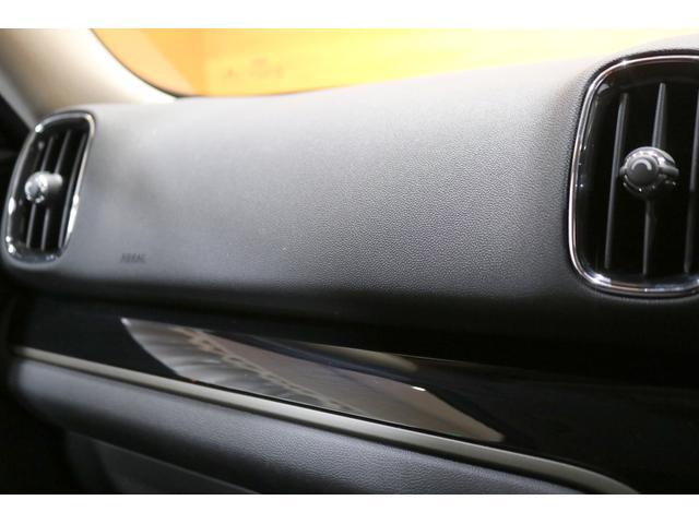 クーパーD クロスオーバー 追従クルコン 衝突軽減ブレーキ スマートキー PDCセンサー バックカメラ 電動開閉トランク ETC内蔵ミラー 純正HDDナビ ミュージックサーバー Bluetooth ディーラー整備記録簿(40枚目)