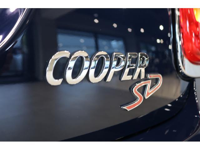 クーパーSD セブン ワンオーナー 限定車 ハーフレザーシート 専用17インチAW 純正ナビ Bカメラ PDC コンフォートアクセス LEDヘッドライト クロームエクステリア ETCミラー 保証書 ディーラー記録簿完備(30枚目)