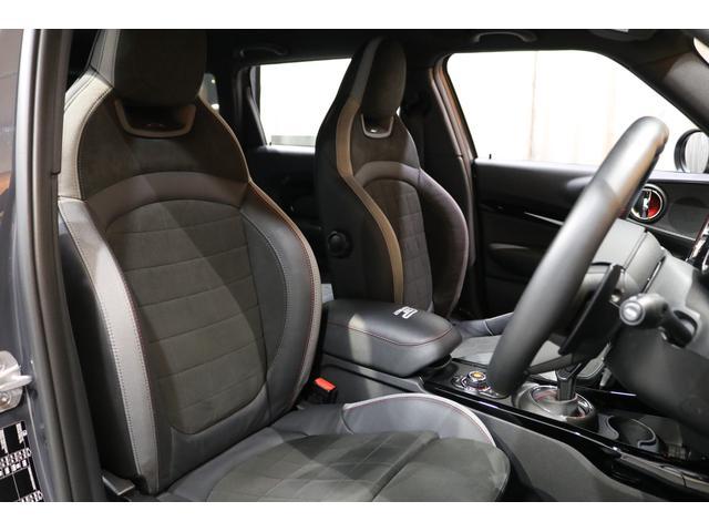 JCWクラブマンGPインスパイアードエディション ワンオーナー 限定120台 新車保証 BILSTEIN車高調 追従クルコン 衝突軽減B バックカメラ パーキングアシスト 前後PDC ドライビングモード ヘッドアップディスプレイ ダイナミカレザー(4枚目)