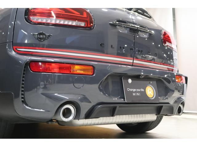 JCWクラブマンGPインスパイアードエディション ワンオーナー 限定120台 新車保証 BILSTEIN車高調 追従クルコン 衝突軽減B バックカメラ パーキングアシスト 前後PDC ドライビングモード ヘッドアップディスプレイ ダイナミカレザー(31枚目)