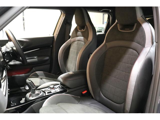 JCWクラブマンGPインスパイアードエディション ワンオーナー 限定120台 新車保証 BILSTEIN車高調 追従クルコン 衝突軽減B バックカメラ パーキングアシスト 前後PDC ドライビングモード ヘッドアップディスプレイ ダイナミカレザー(39枚目)