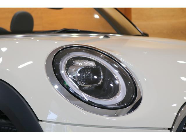 クーパー コンバーチブル 1オーナー レザレットシート シートヒーター 衝突軽減B Pアシスト Bカメラ 前後PDC コンフォートA SOSコール ユニオンジャックテール LEDヘッドライト 16インチAW 新車保証 TLC(24枚目)