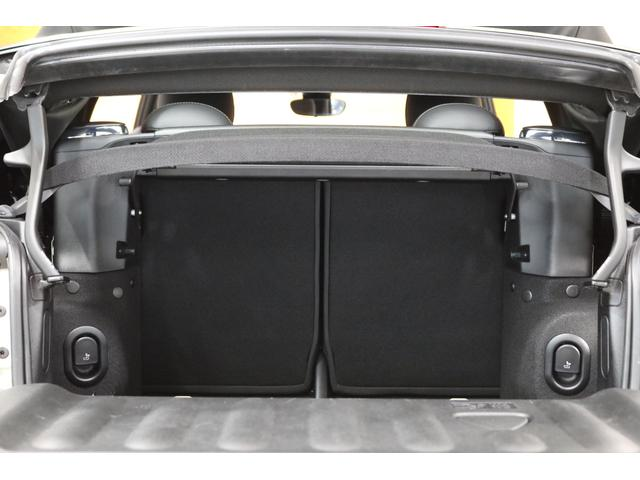 クーパー コンバーチブル 1オーナー レザレットシート シートヒーター 衝突軽減B Pアシスト Bカメラ 前後PDC コンフォートA SOSコール ユニオンジャックテール LEDヘッドライト 16インチAW 新車保証 TLC(32枚目)