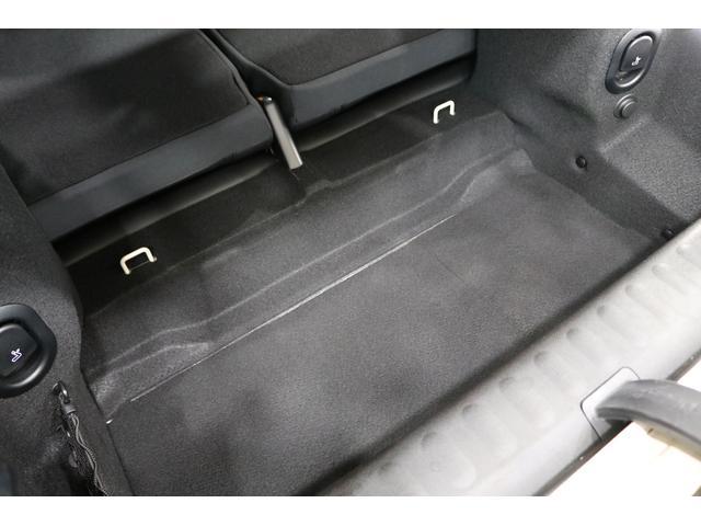 クーパー コンバーチブル 1オーナー レザレットシート シートヒーター 衝突軽減B Pアシスト Bカメラ 前後PDC コンフォートA SOSコール ユニオンジャックテール LEDヘッドライト 16インチAW 新車保証 TLC(35枚目)