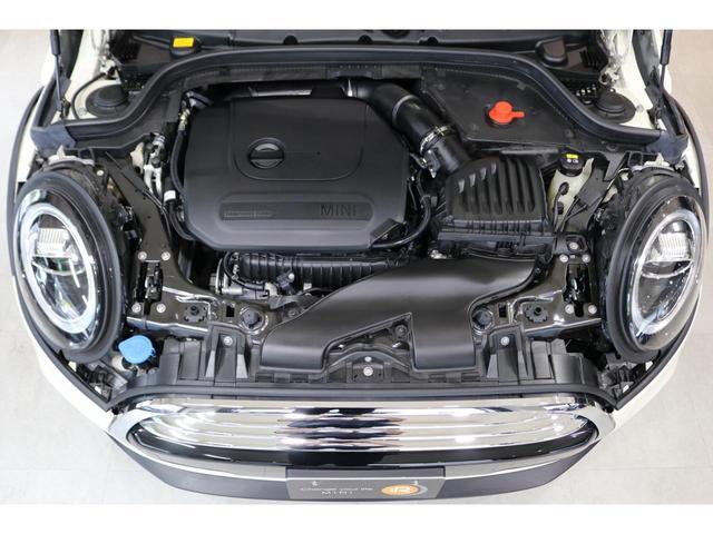クーパー コンバーチブル 1オーナー レザレットシート シートヒーター 衝突軽減B Pアシスト Bカメラ 前後PDC コンフォートA SOSコール ユニオンジャックテール LEDヘッドライト 16インチAW 新車保証 TLC(50枚目)