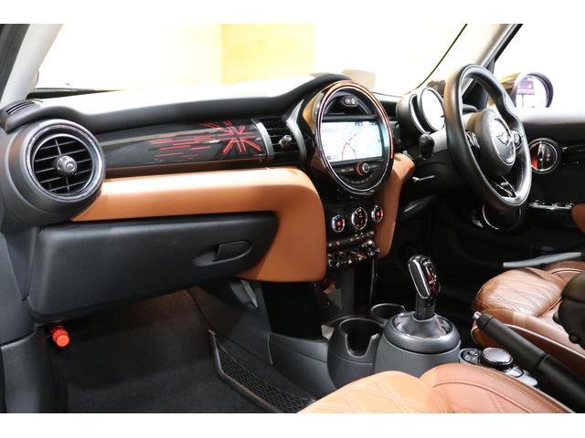 クーパーS Yoursスタイル 本革 シートヒーター ハーマンカードン JCWエアロ JCWマフラーデュエルDMEチューン 車高調 GIGAMOTリップ ヘッドアップD Dモード ACC Bカメラ パーキングA(13枚目)