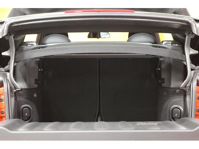クーパーS コンバーチブル 1オーナー Yoursスタイル レザーシート シートヒーター ヘッドアップD ハーマンカードン 衝突軽減B ACC パーキングA 前後PDC Bカメラ 18インチAW アダプティブLED 記録簿完備(30枚目)