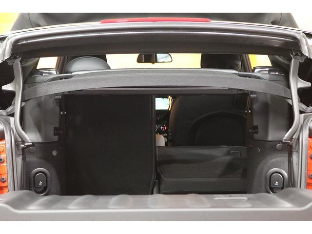 クーパーS コンバーチブル 1オーナー Yoursスタイル レザーシート シートヒーター ヘッドアップD ハーマンカードン 衝突軽減B ACC パーキングA 前後PDC Bカメラ 18インチAW アダプティブLED 記録簿完備(31枚目)