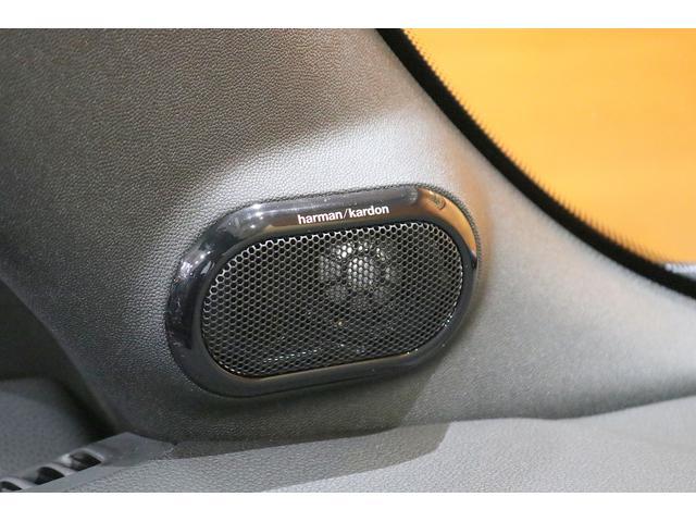 クーパーS コンバーチブル 1オーナー Yoursスタイル レザーシート シートヒーター ヘッドアップD ハーマンカードン 衝突軽減B ACC パーキングA 前後PDC Bカメラ 18インチAW アダプティブLED 記録簿完備(49枚目)