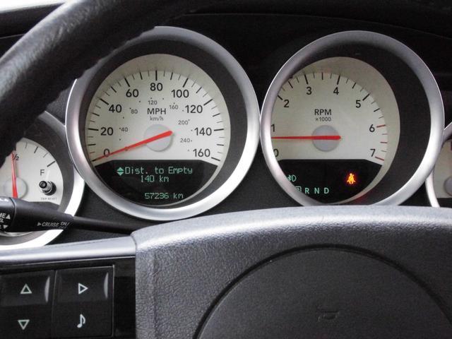 ダッジ ダッジ マグナム RT 5.7HEMI 新車並行 22AW マフラー ナビTV