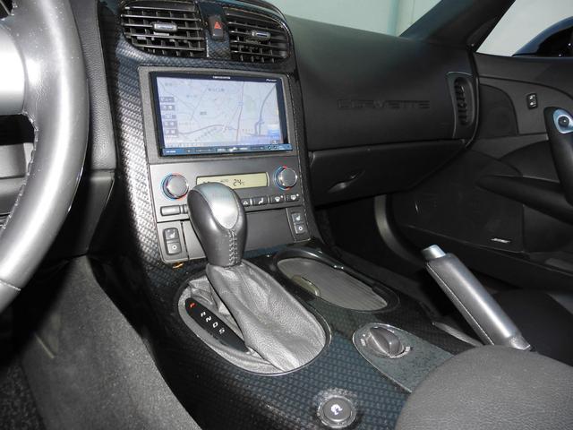シボレー シボレー コルベット コンバーチブル Z06ワイドボディ マフラー HDDナビTV