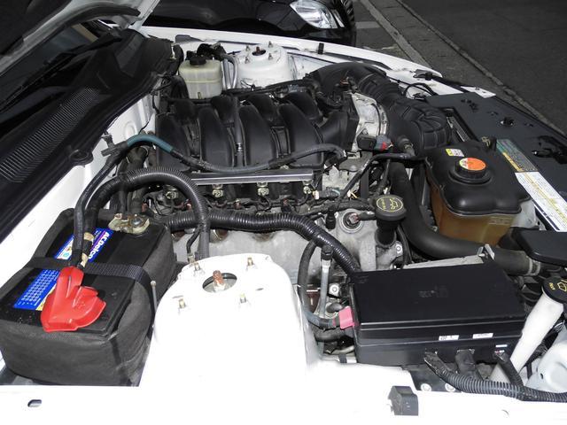 4.6L V8 315hp(カタログ値)
