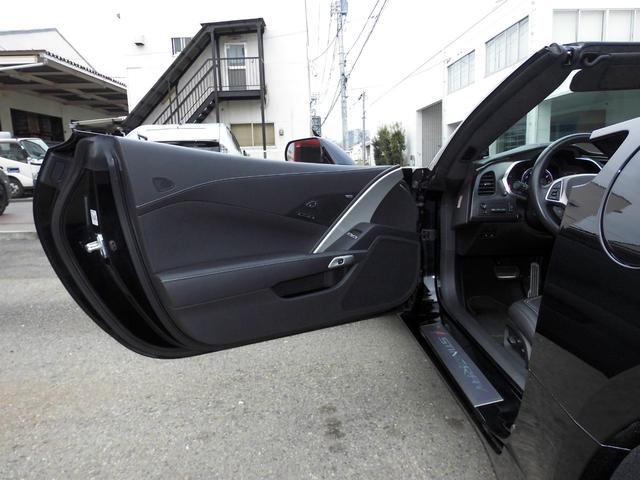 Z51 コンバーチブル 3LT ナビTV 新車並行(15枚目)