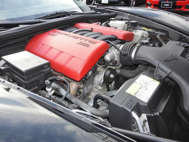 Z06 ディーラー車 HDDナビTV エクセリーマフラー(18枚目)