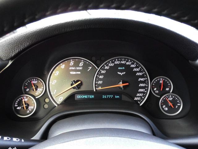 Z06 ディーラー車 HDDナビTV エクセリーマフラー(20枚目)