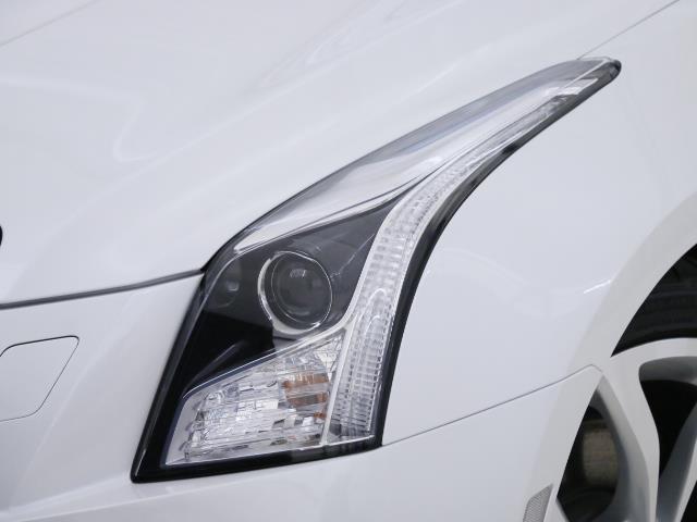 キャデラック キャデラック ATS プレミアム 1年保証 新車保証